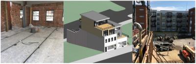 Vine Street Construction 3